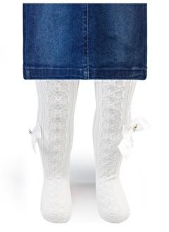 Katamino Artı Kız Çocuk Külotlu Çorap 7-11 Yaş Lacivert Artı Kız Çocuk Külotlu Çorap 7-11 Yaş Lacivert